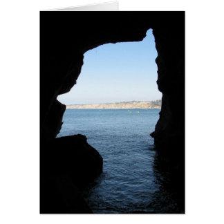La- Jollaseehöhle Karte