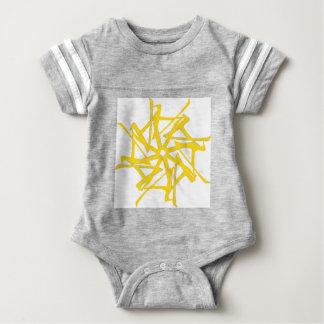 LA keltisches Wutanfall-Logo Baby Strampler