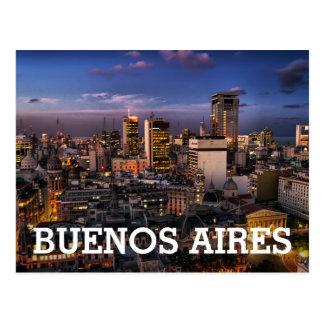 La Legislatura V Buenos Aires Desde Postkarte