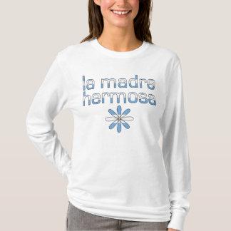 La Madre Hermosa Argentinien Flaggen-Farben T-Shirt
