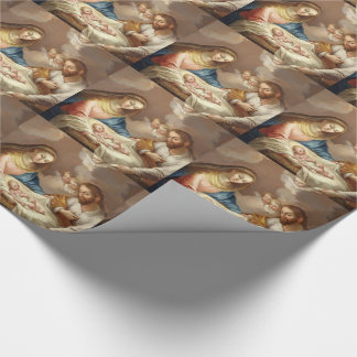 La Natividad Geschenkpapier