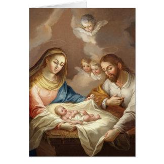 La Natividad Karte