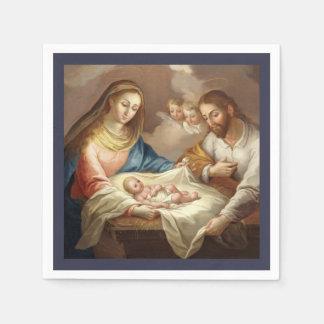 La Natividad Papierservietten
