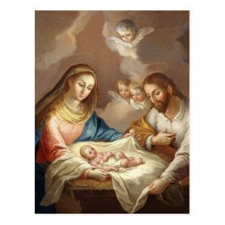 La Natividad Postkarte