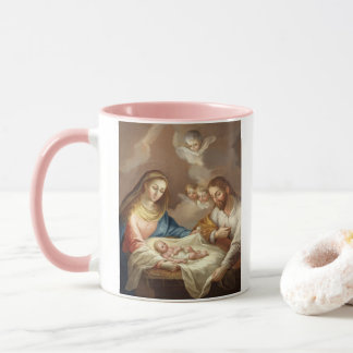 La Natividad Tasse