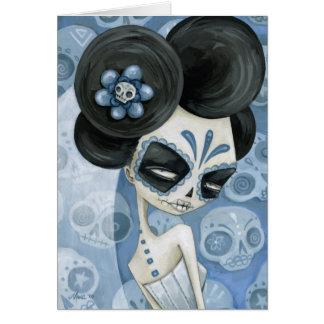La Novia de Los Muertos Karte
