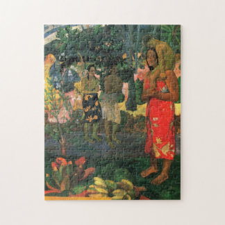 """La Orana Maria"" - Paul Gauguin Puzzle"