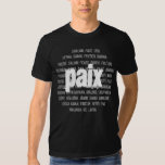 La Paix. Shirts
