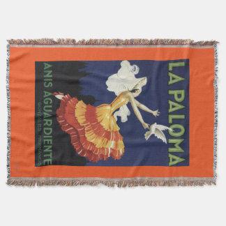 La Paloma - Anis Aguardiente fördernd Decke