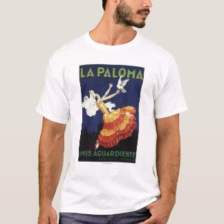 La Paloma - Anis Aguardiente fördernd T-Shirt