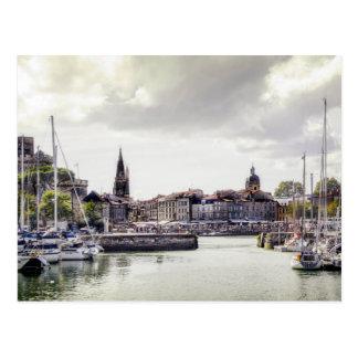 La Rochelle Postkarte