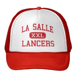 La Salle - Lancers - hoch - Pasadena Kalifornien Netzcap
