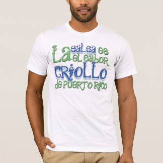 La-Salsa tiene Sabor T-Shirt