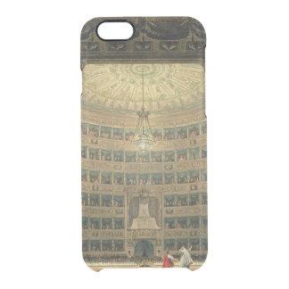 La Scala, Mailand, während einer Leistung Durchsichtige iPhone 6/6S Hülle