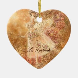 La Sylphide Ballett-Verzierung Weinachtsornamente
