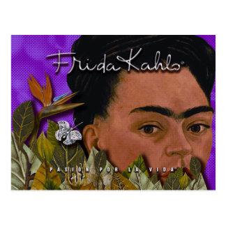 La Vida Frida Kahlos Pasion Por Postkarte