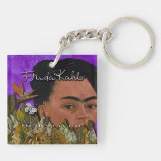La Vida Frida Kahlos Pasion Por Schlüsselanhänger