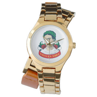 La Vida Frida Kahlos | Viva Armbanduhr