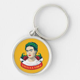 La Vida Frida Kahlos | Viva Schlüsselanhänger
