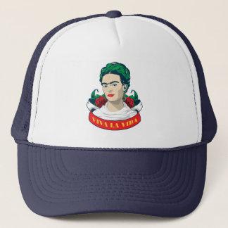 La Vida Frida Kahlos | Viva Truckerkappe