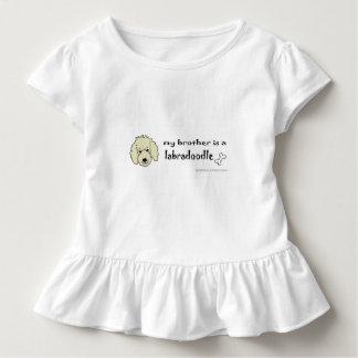 labradoodle kleinkind t-shirt