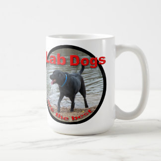 Labrador-Hunde - sind das Beste Kaffeetasse
