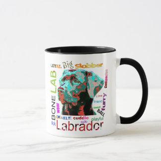 Labrador-Hundeliebhaber-Entwurfs-Tasse Tasse