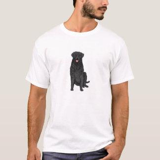 Labrador-Hundet-shirt T-Shirt