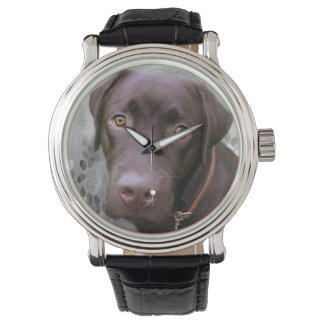 Labrador Jimmy -.- Handuhr