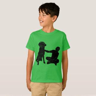 Labrador-Liebe scherzt T-Stück T-Shirt