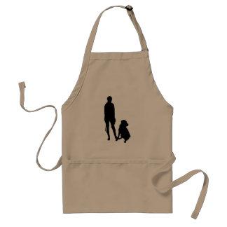 Labrador-Liebe-Schürze Schürze
