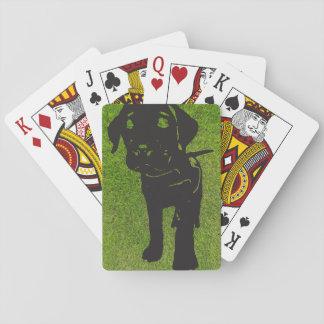 Labrador-Liebe-Spielkarten Spielkarten