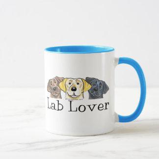 Labrador-Liebhaber-Vorlage Tasse