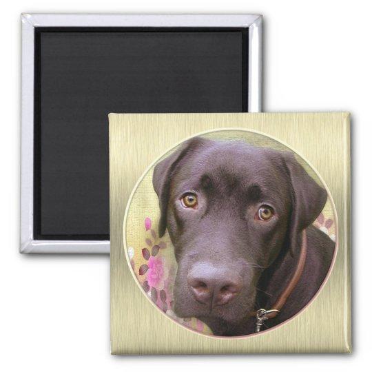 Labrador Magnet