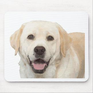 Labrador retriever 1 mousepad