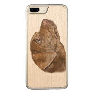 Labrador retriever-Hund, Carved iPhone 8 Plus/7 Plus Hülle