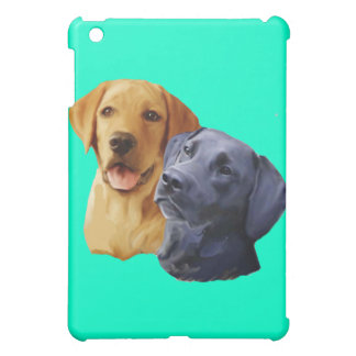 Labrador retriever-Porträts iPad Mini Hülle