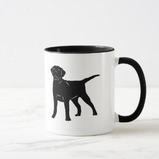 Labrador-Retriever-Tasse - personifizieren Sie mit Tasse