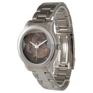 Labrador Retriever Uhr