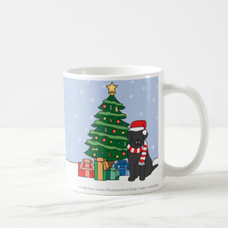 Labrador-Retriever-WeihnachtsTasse Kaffeetasse