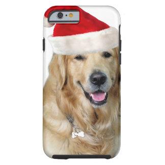 Labrador Weihnachtensankt Klaus Hundsankt Tough iPhone 6 Hülle