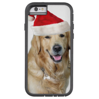 Labrador Weihnachtensankt Klaus Hundsankt Tough Xtreme iPhone 6 Hülle