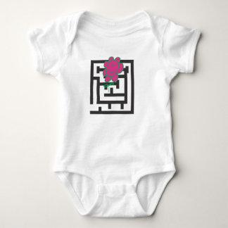 Labyrinth Baby Strampler