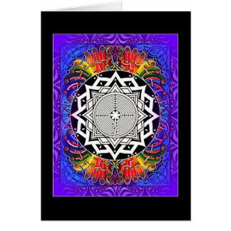 Labyrinth, der Weg des geringsten Widerstandes Karte
