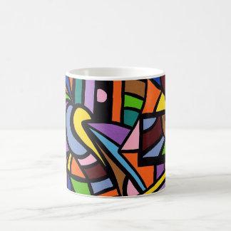 Labyrinth Kaffeetasse