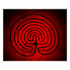 Labyrinth Mystik Poster