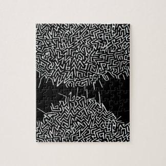 Labyrinth-Puzzlespiel Puzzle