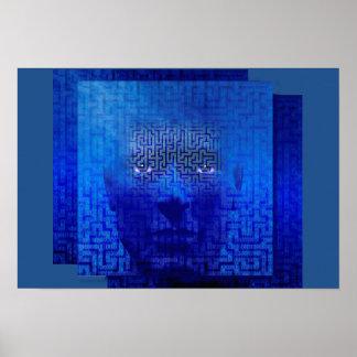 Labyrinthe des Verstandes Poster