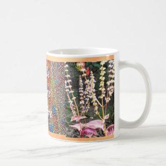 Lächeln, Anteil n inspiriert - Regenbogen-Mann Kaffeetasse