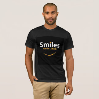 Lächeln auf dem Camino T-Shirt
